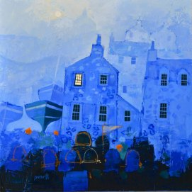 George Birrell Solo at the Annan Gallery