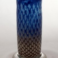 Allister Malcolm Small Blue Mermaid Vase