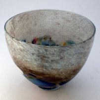 Kalki Mansel Grey Galaxy Bowl