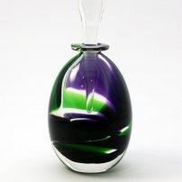 Jane  Charles Moss Lilac Swirl Bottle (JC14/16)
