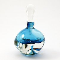 Jane  Charles Turquoise Bottle (JC17/16)