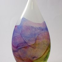 Thomas Petit Moors Medium Teardrop Vase