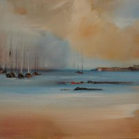 Rosanne Barr A Gathering of Boats