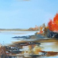 Rosanne Barr Autumn Reflections