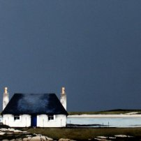 Ron Lawson Tiree Cottage