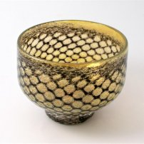 Allister Malcolm Small Gold Mermaid Bowl
