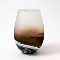 Richard Glass Rockpool Bud Vase