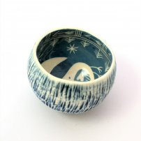 Kath Cooper Small Pinch Pot (KCO23/18)