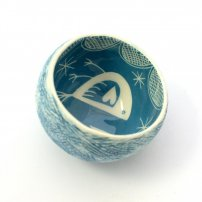 Kath Cooper Small Pinch Pot (KCO25/18)
