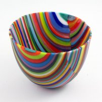 Ruth Shelley Stripes Vessel XL