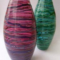 Bob Crooks Bound Vases (Small)