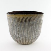 Allister Malcolm Pin Stripe Vase (m)
