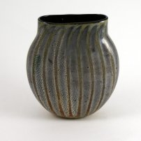 Allister Malcolm Small Pinstripe Vessel